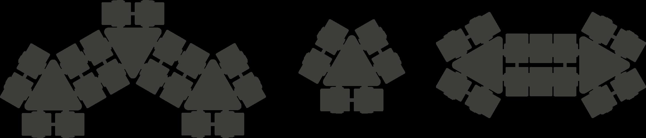 trax hub diagram width dimensions
